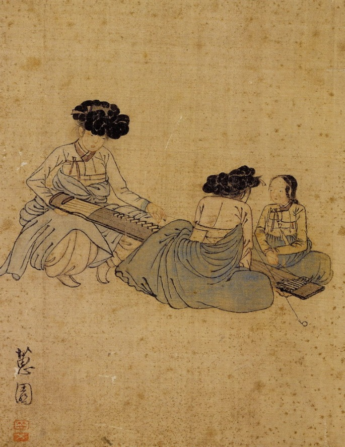 hyewon-geomungo-goleu-yeoin